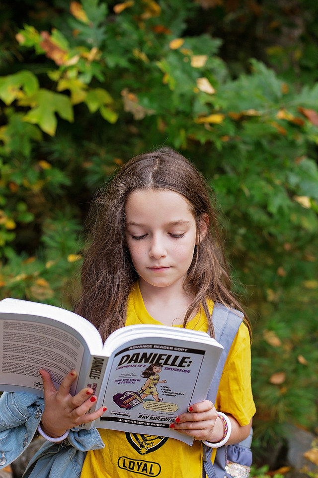Danielle, Chronicles of a Superheroine is changing and inspiring this household. Pre-order today! #ad #ChroniclesOfASuperheroine #BeKindBeSmart #BeADanielle