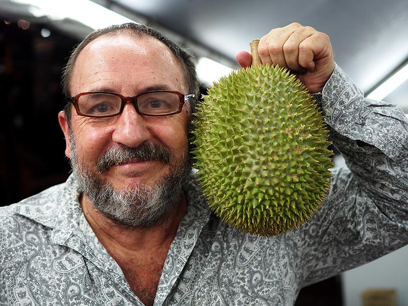 Richard durian hat