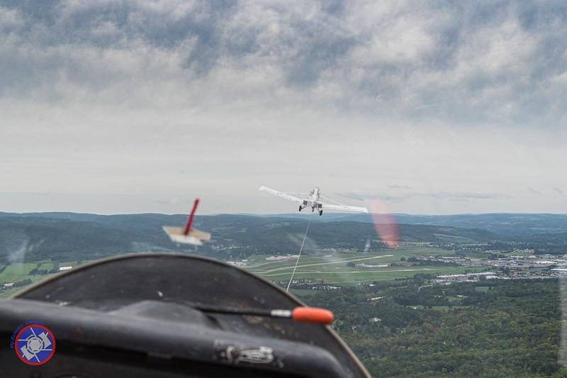 Our Tow Plane Taking Us Aloft (©simon@myeclecticimages.com)
