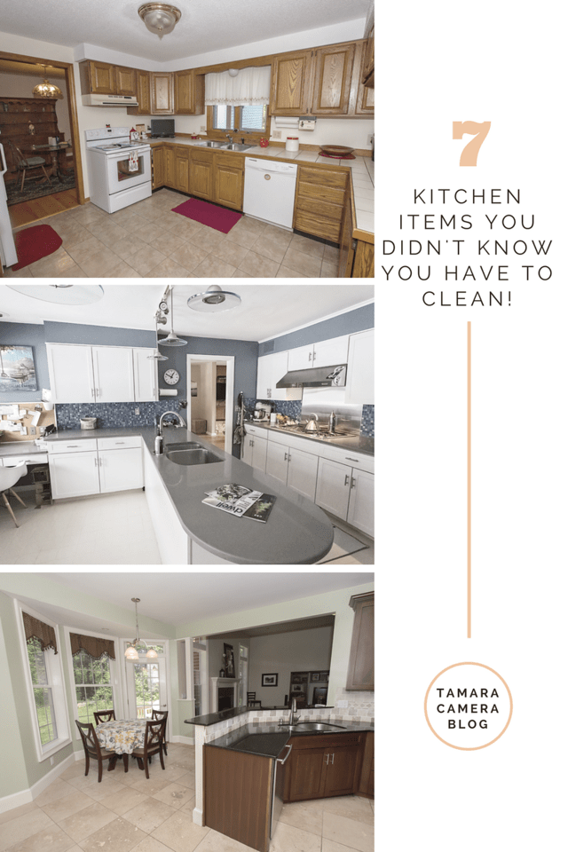 Is it #SpringCleaning time for you too? Did you know about these 7 kitchen/household items that need to be cleaned with sponges? #ad #ScrubMyWay #TeamSponge