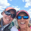 Summit selfie with Sooz!