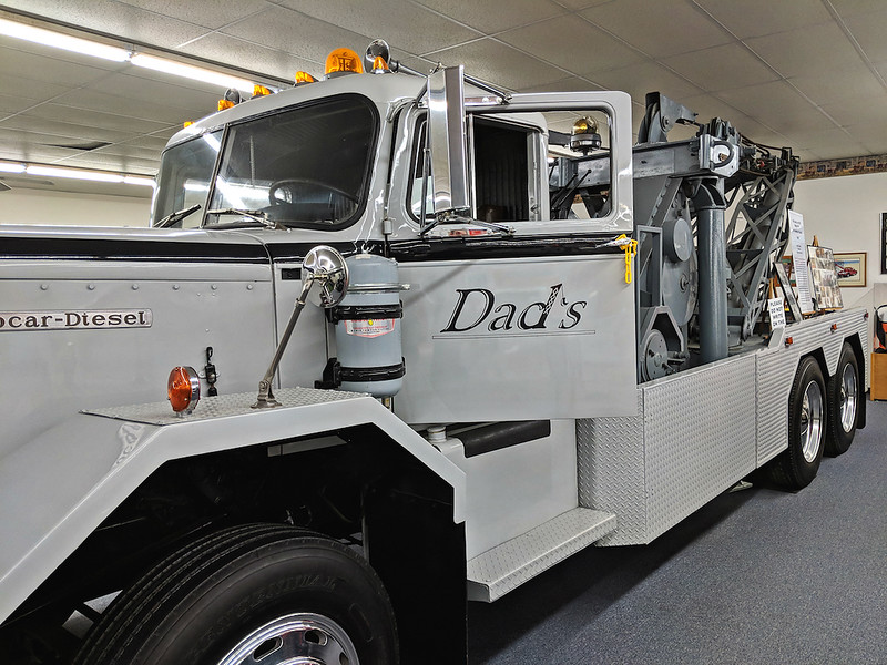 International Towing and Recovery Museum - Dad's