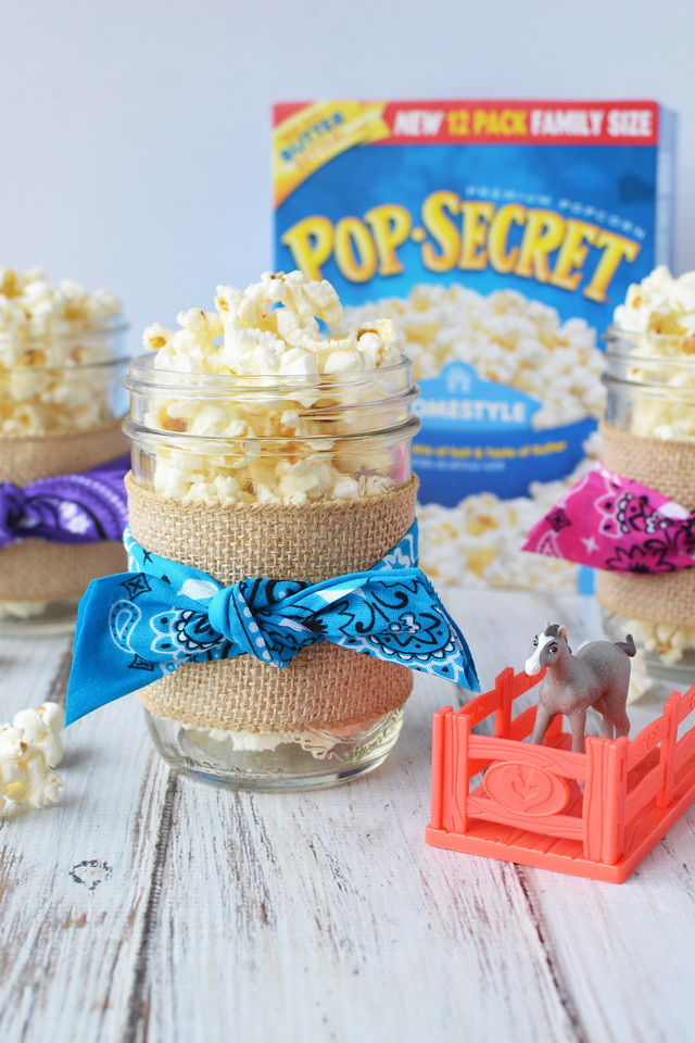 These cute Spirit Riding Free Party Favors are perfect for a viewing party. Also for centerpieces and pencil cups for back to school #Pop4Spirit #Pmedia #ad