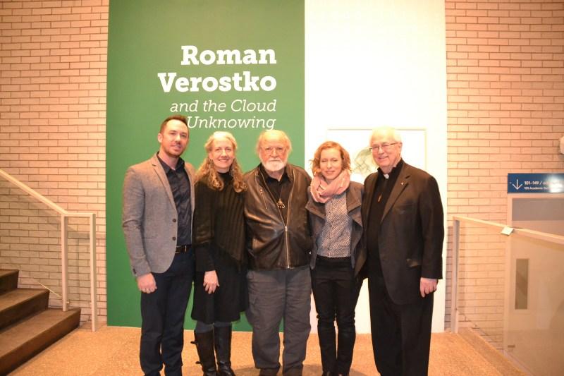 2019 Roman Verostko Opening