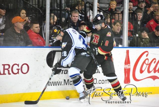 Rush vs Eagles (01/18/2011)