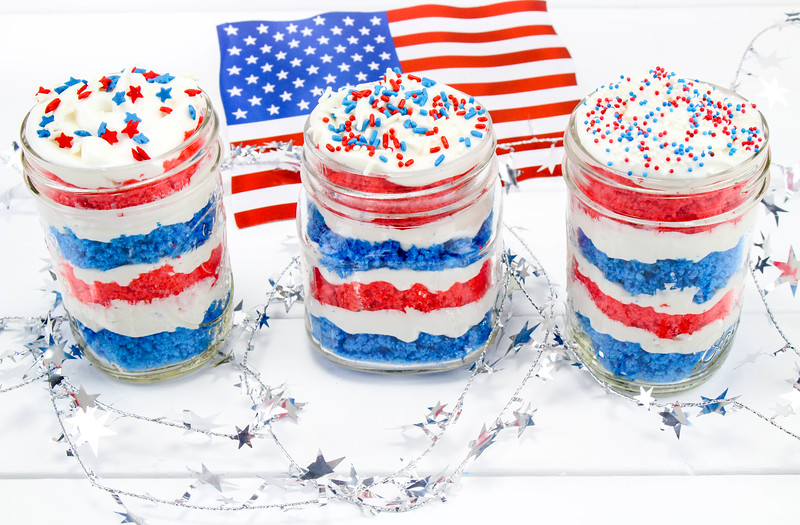 easy fourth of july desserts