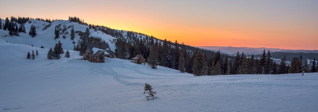 Fowler-Hilliard Hut Colorado
