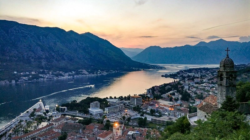 Countries in Europe - Kotor, Montenegro