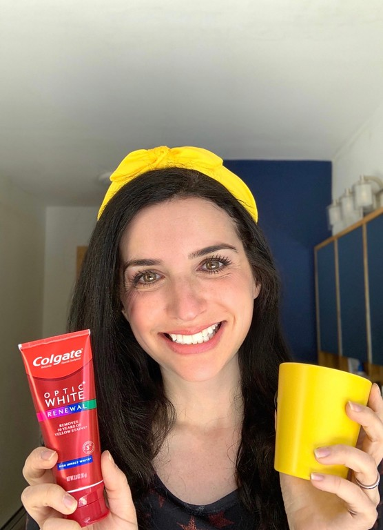 #ad My simple, everyday morning beauty routine, including teeth whitening with @Colgate. #DollarGeneral @mydollargeneral #dollargeneralfinds #ColgatePartner