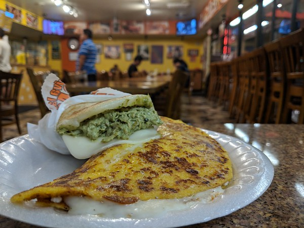 Things to do in Las Vegas - Viva Las Arepas