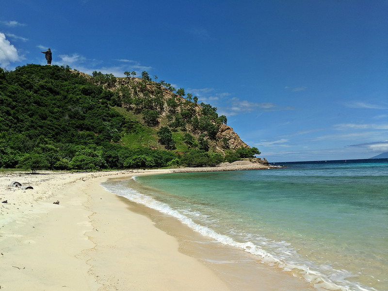 Travel Guide to Dili - Jesus Backside Beach