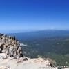 Mt Shasta from the Brokeoff Summit