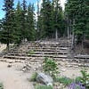 Old amphitheater at Tilly Jane