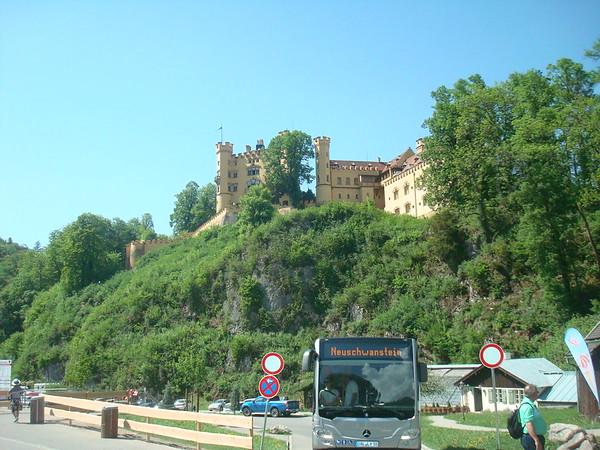Posh house on a hill!! Fussen