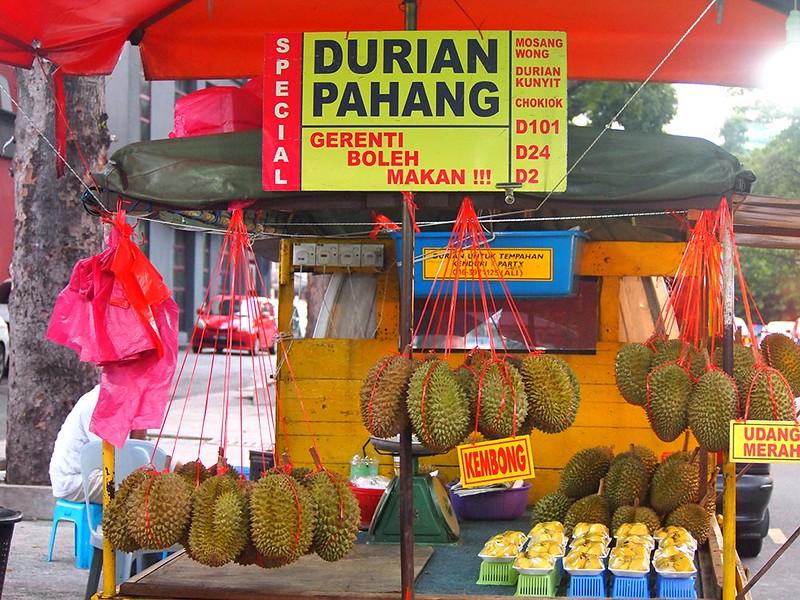 Sri Hartamas Durian