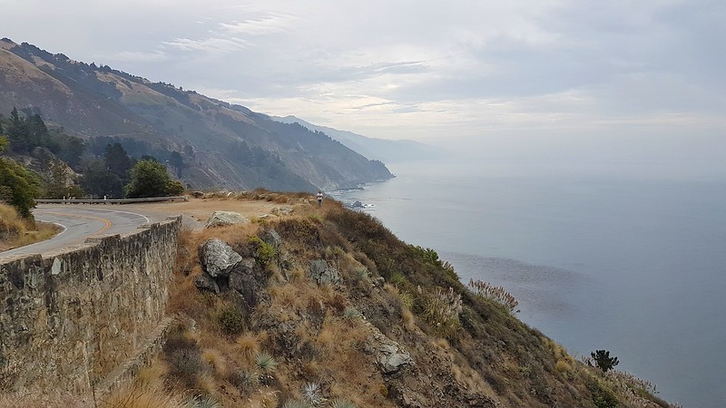 California road trip - Big Sur