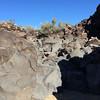 Rocks near surprise tank.