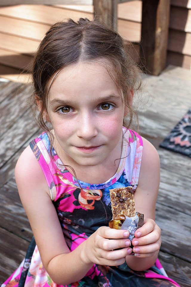 What is your favorite variety of KIND Kids™ bars? We are chocolate chip fans! Find out why these rock and enter #sweepstakes! #BackToSchoolAtWalmart #IC #ad