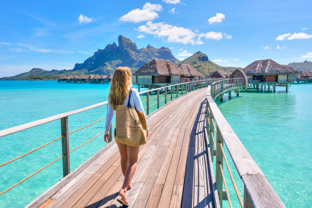 Four Seasons Resort Bora Bora French Polynesia Tahiti