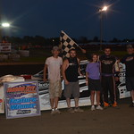 Mike Chasteen Jr. was the winner of the 7/31/20 makeup feature