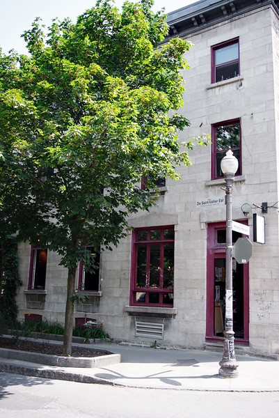 Best Cafes in Quebec City: Maelstrom Cafe in Saint-Roch, Quebec City