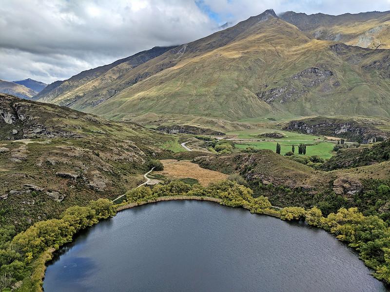 8 Day New Zealand Road Trip - Diamond Lake