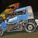 98 Tanner Thorson 97 Kyle Larson