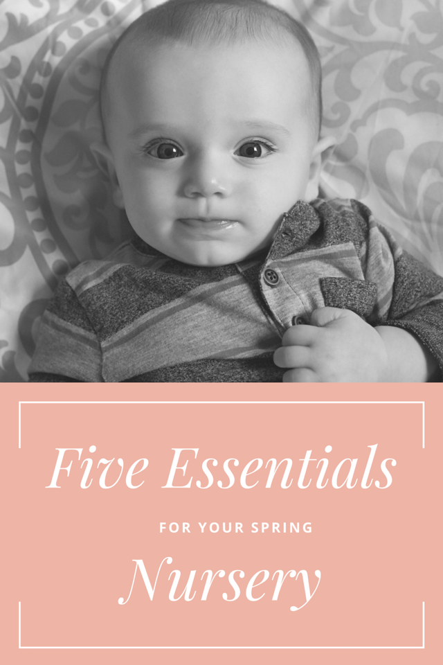 Spring is here, and are you building or decorating a nursery for your baby? Stock up on the spring nursery essentials and save with #coupon #ShareTheLuv #ad