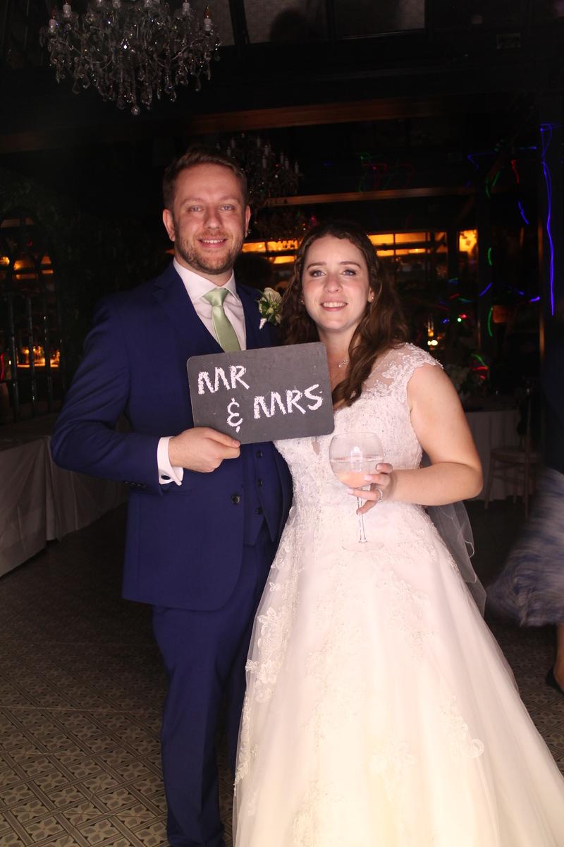 Danielle & Jonathan - 30th August 2021