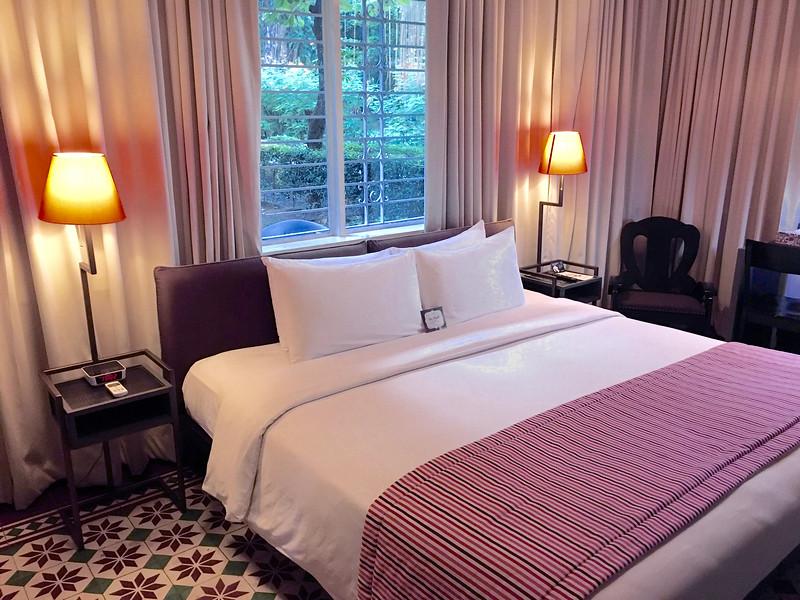 my room at the henry hotel manila