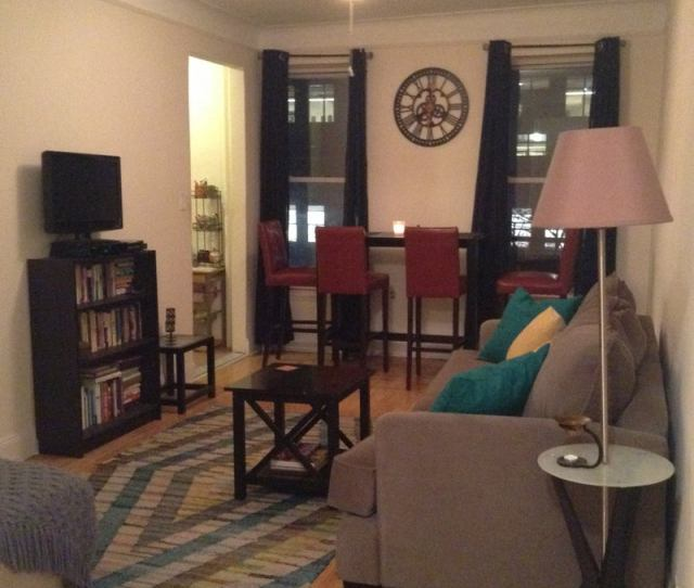 Large Fully Furnished One Bedroom Ues Apartment Available Feb St For Either One Or Two Month Sublet Ideal Location In Desirable Carnegie Hill