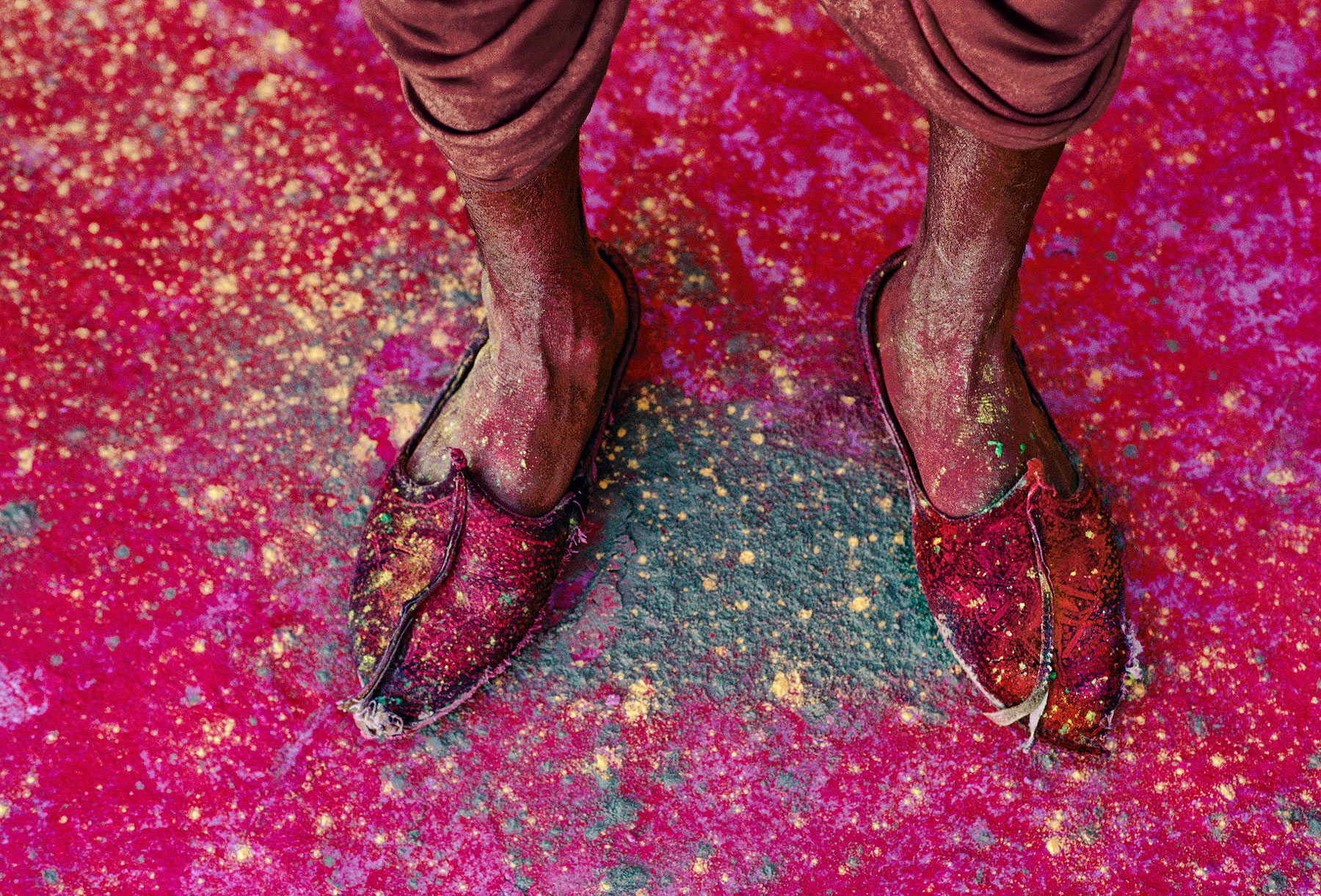 Rajasthan, India - Steve McCurry photography