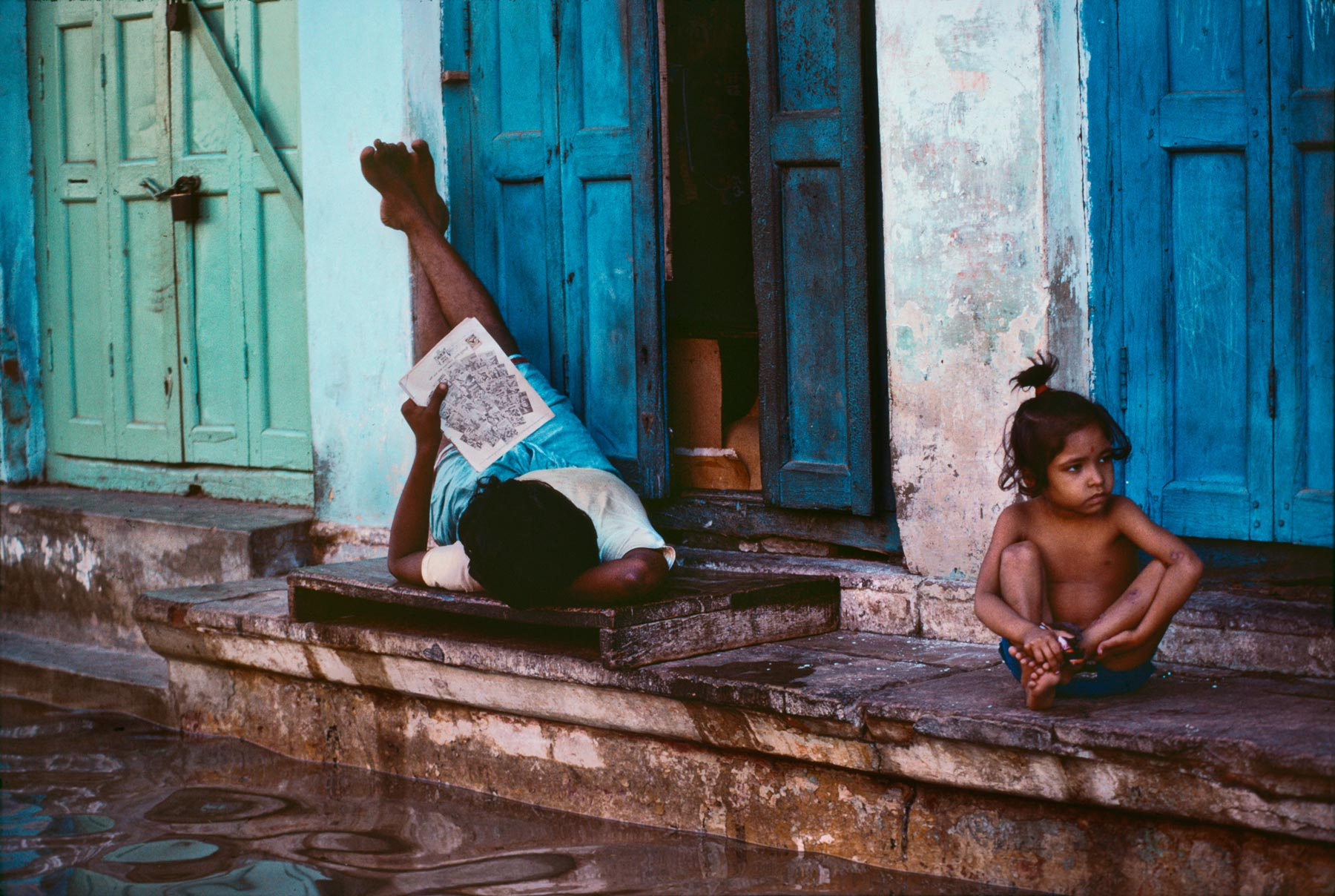 Varanasi, India - Steve McCurry photography