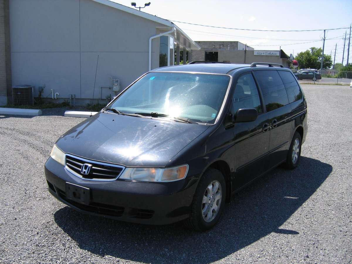 ... 2003 Honda Odyssey For Sale In Kingston, Ontario ...