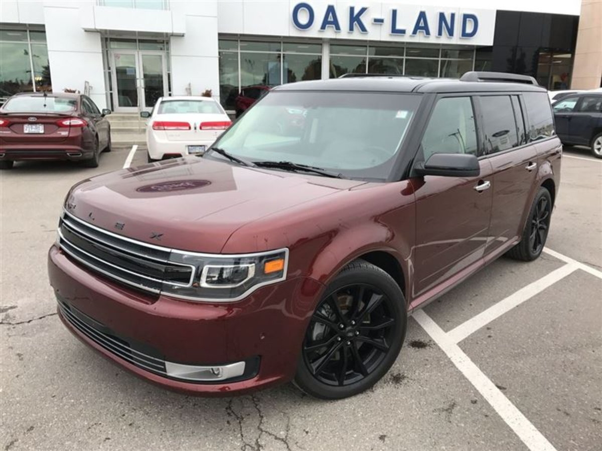 2016 Ford Flex for sale in Oakville, Ontario