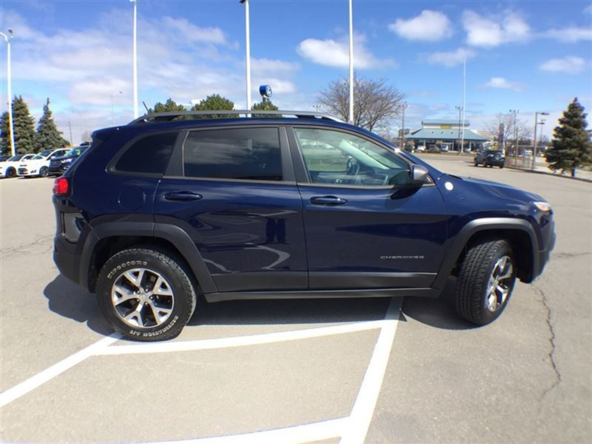 2014 Jeep Cherokee for sale in Oakville, Ontario