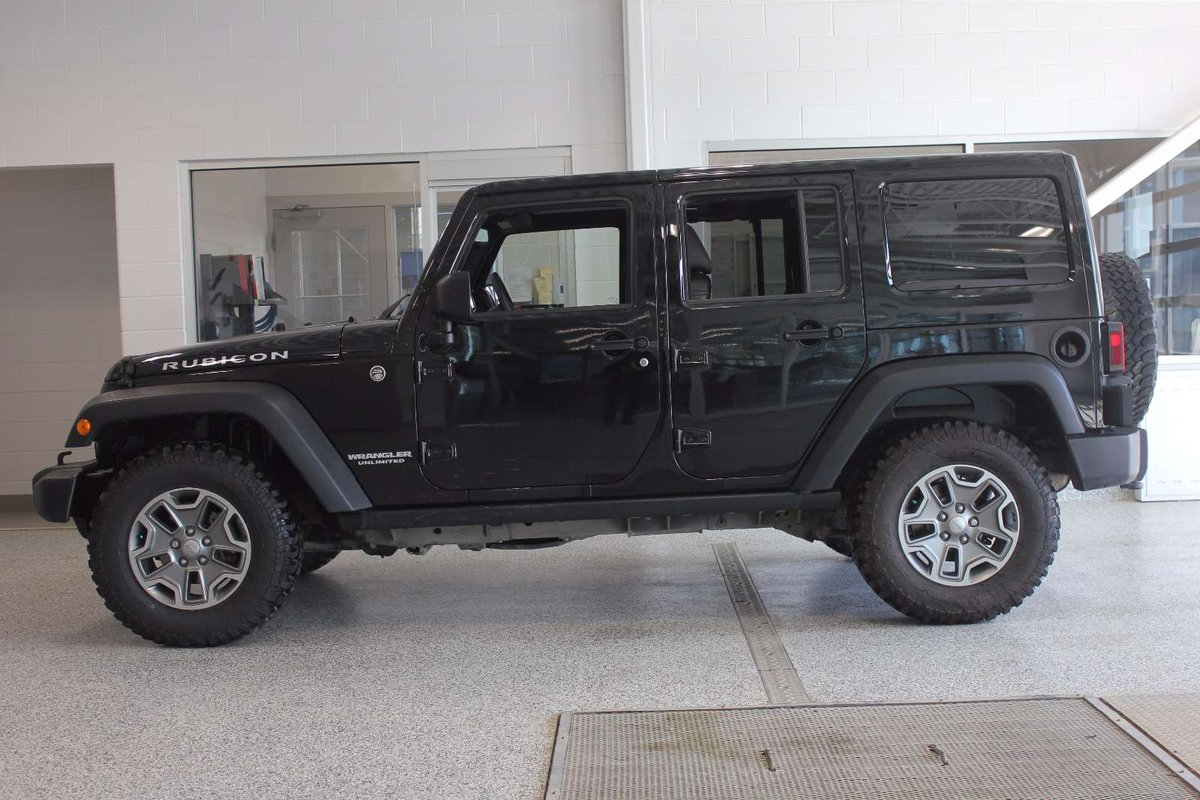 2013 Jeep Wrangler Unlimited for sale in Regina, Saskatchewan