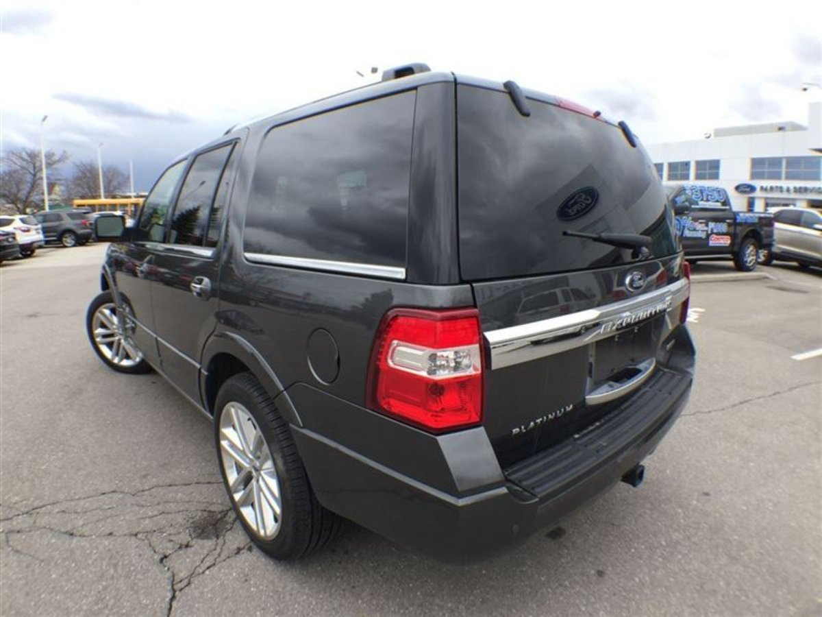 2017 Ford Expedition for sale in Oakville, Ontario