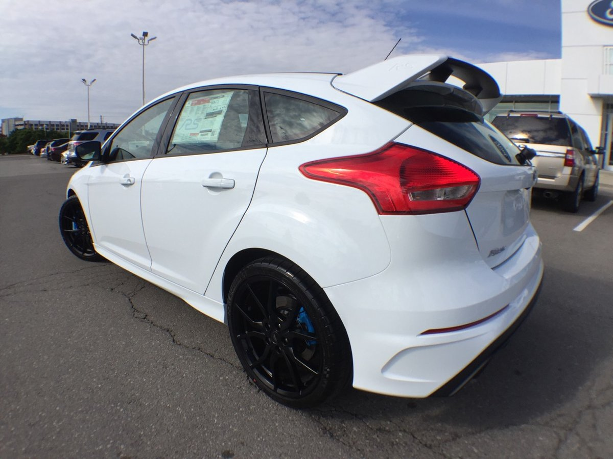 2017 Ford FOCUS RS for sale in Oakville, Ontario