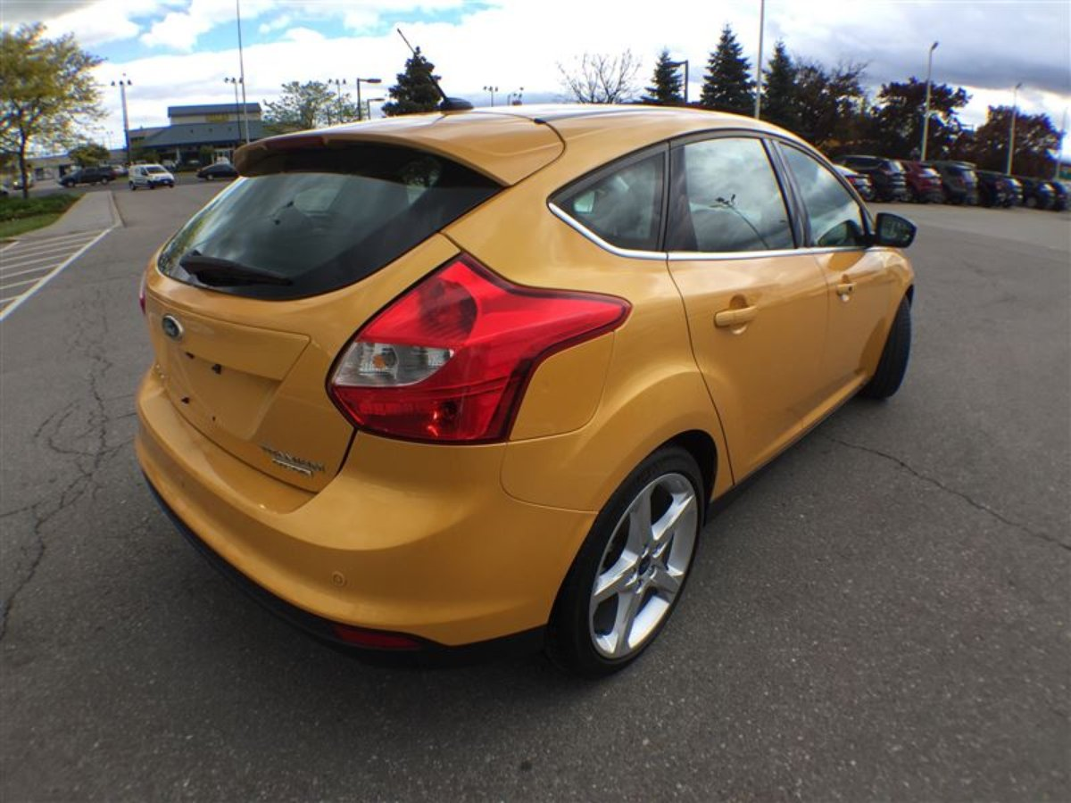 2012 Ford Focus for sale in Oakville, Ontario
