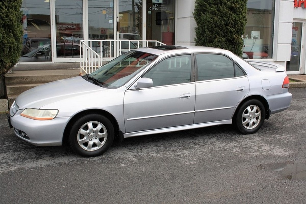 2001 Honda Accord For Sale In Cornwall, Ontario ...