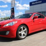 2011 Hyundai Genesis Coupe For Sale In Edmonton
