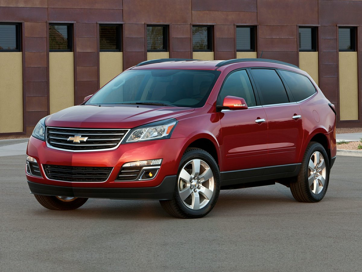 2017 Chevrolet Traverse for sale in Edmonton, Alberta