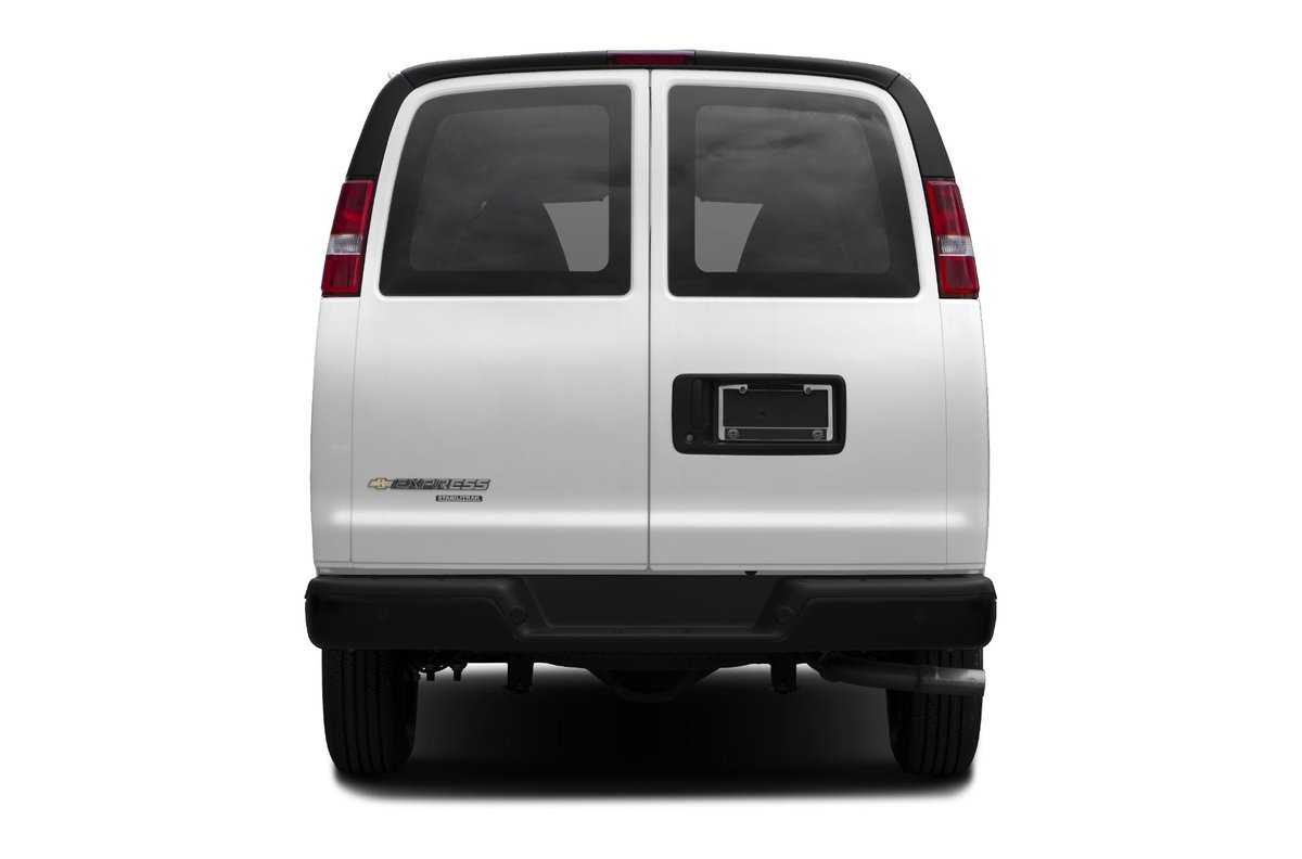 2017 Chevrolet Express 2500 for sale in Victoria, British Columbia