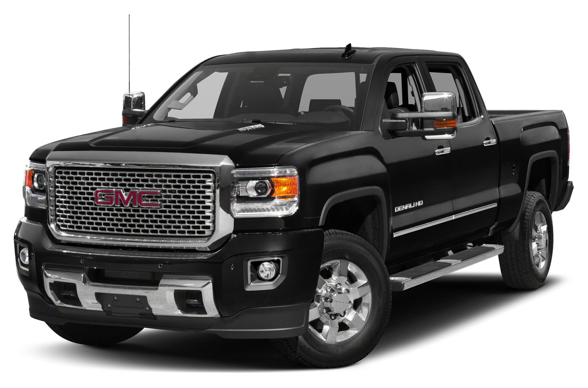 2017 GMC Sierra 3500HD for sale in Victoria, British Columbia