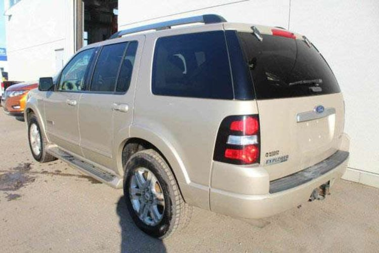 2007 Ford Explorer Limited for sale in Edmonton, Alberta