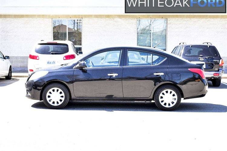 2014 Nissan Versa SV for sale in Mississauga, Ontario