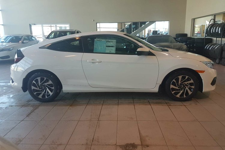 2018 Honda Civic Coupe LX For Sale In Red Deer, Alberta