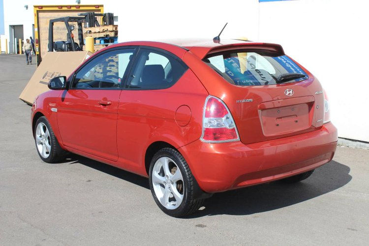 2009 Hyundai Accent Auto GL for sale in Edmonton, Alberta