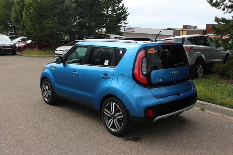 2019 Kia Soul EX Tech For Sale In Edmonton, Alberta